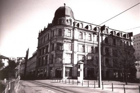 LOMO - Kaufhaus Germania