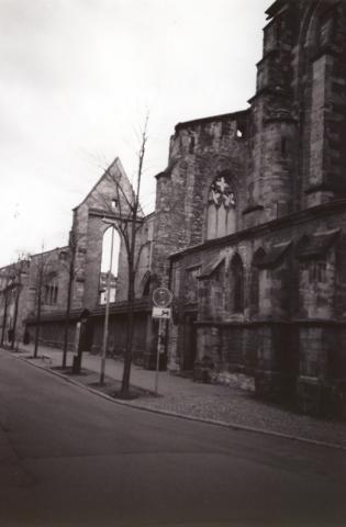 LOMO - Barfüßerkirche
