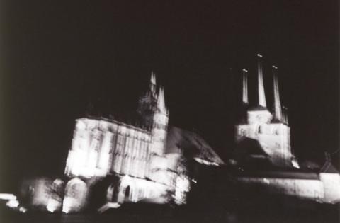 LOMO - Dom bei Nacht