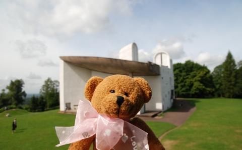 Kirche von Le Corbusie I