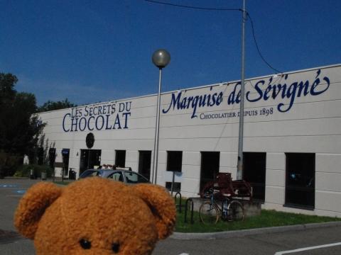 Chocolat Musée